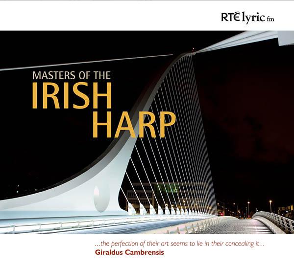 Masters of the Irish Harp Cover