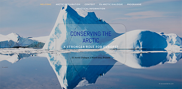 Conserving the Arctic