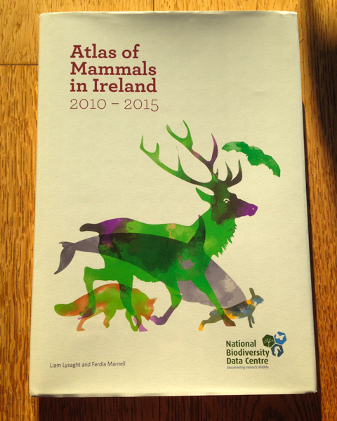 Atlas of Mammals in Ireland