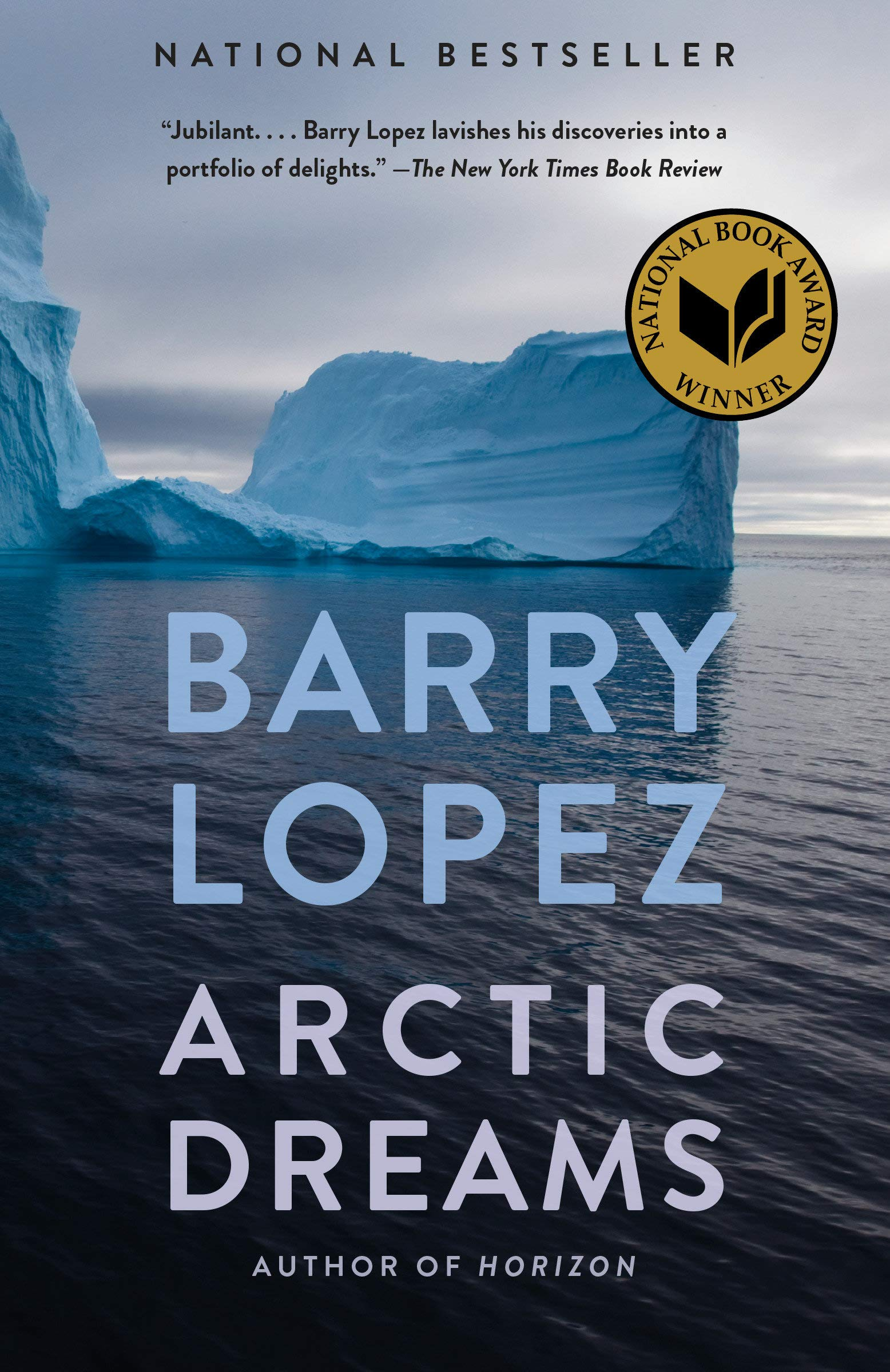 Barry Lopez: Arctic Dreams - photo by Dave Walsh