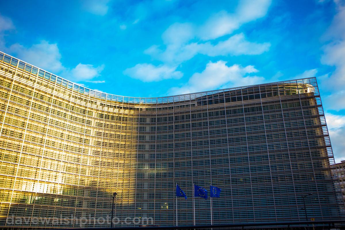 EU Commission, Berlaymont , Brussels, Belgium