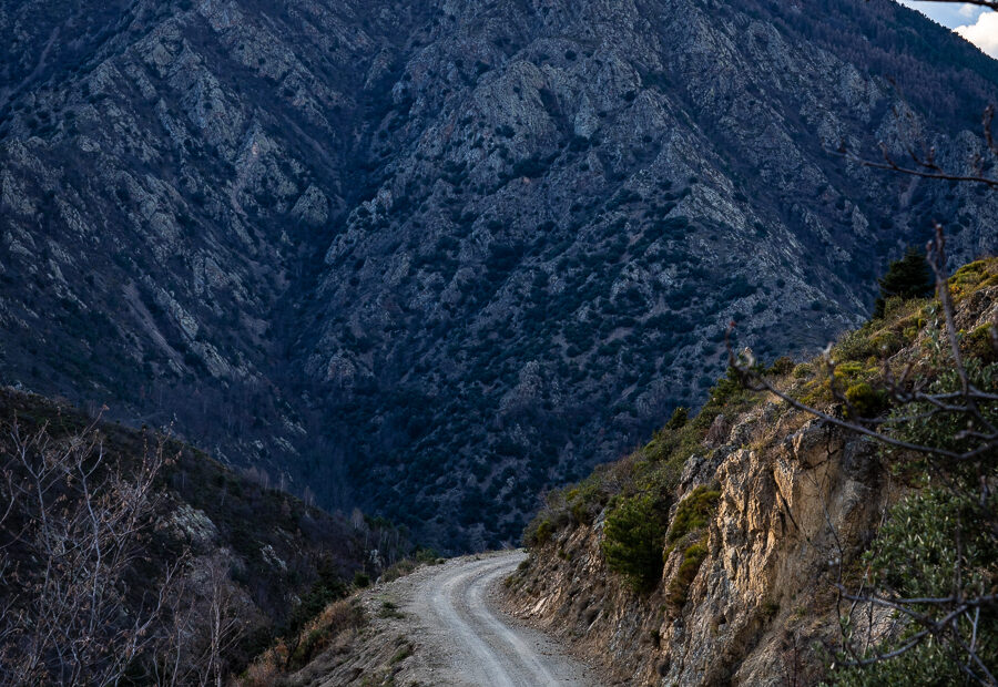 Col de Jou, Pyrenees Orientales, France